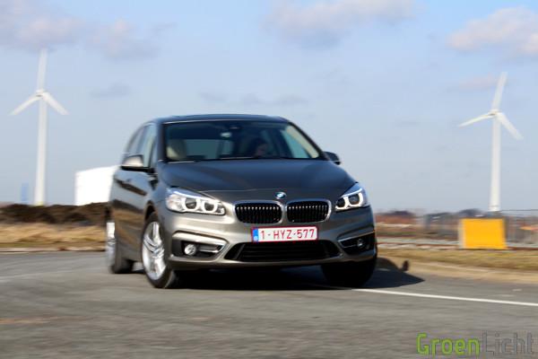 Rijtest - BMW 2-Reeks Active Tourer - 14