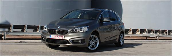 Rijtest - BMW 2-Reeks Active Tourer - Header