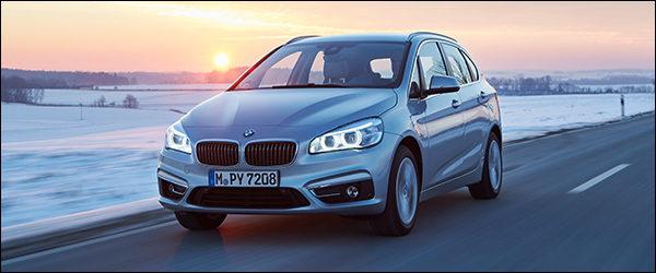 Rijtest: BMW 2-Reeks Active Tourer Plug-in Hybrid [225xe]