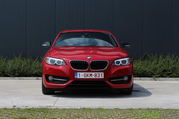 Rijtest BMW 2-Reeks Coupe - 220i Sport Line 05