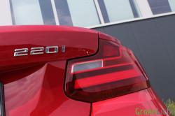 Rijtest BMW 2-Reeks Coupe - 220i Sport Line 08