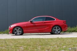 Rijtest BMW 2-Reeks Coupe - 220i Sport Line 10
