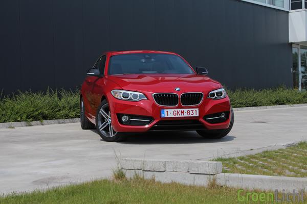 Rijtest BMW 2-Reeks Coupe - 220i Sport Line 12