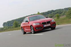 Rijtest BMW 2-Reeks Coupe - 220i Sport Line 27