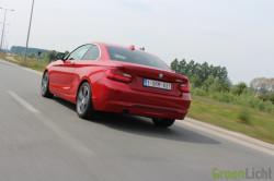 Rijtest BMW 2-Reeks Coupe - 220i Sport Line 29