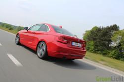 Rijtest BMW 2-Reeks Coupe - 220i Sport Line 31