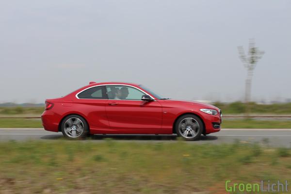 Rijtest BMW 2-Reeks Coupe - 220i Sport Line 32