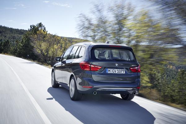 Rijtest - BMW 2-Reeks Gran Tourer 07