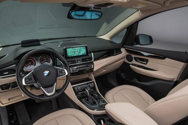 Rijtest - BMW 2-Reeks Gran Tourer 13