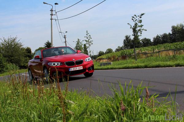 Rijtest - BMW 228i Cabrio 07