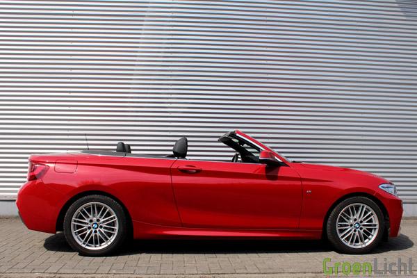 Rijtest - BMW 228i Cabrio 14