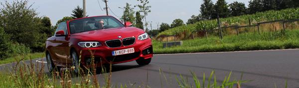 Rijtest - BMW 228i Cabrio - Header