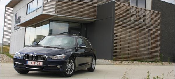 Rijtest BMW 3-Reeks 320d 2012