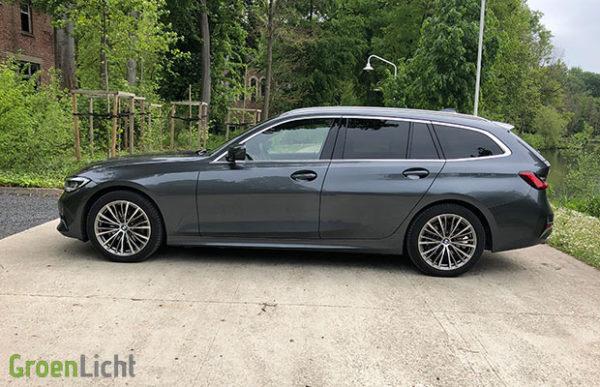 Rijtest: BMW 3 Reeks 320d Touring xDrive 190 pk G21 (2020)