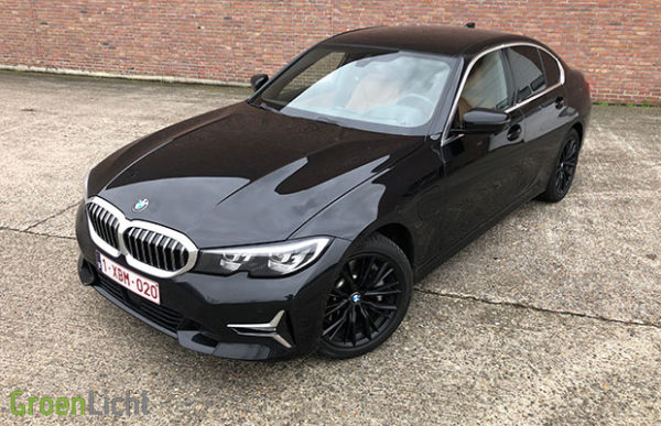 Rijtest: BMW 3 Reeks 330e Berline G30 PHEV (2020)