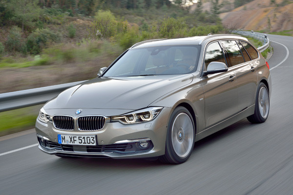 Rijtest - BMW 316d vs 325d Touring 02