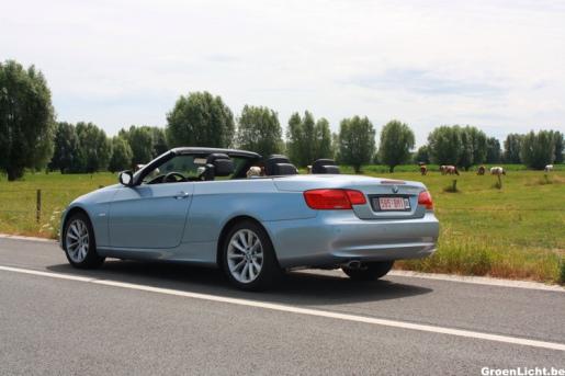 Rijtest BMW 320d Cabrio
