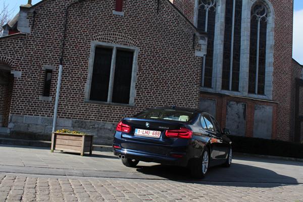 Rijtest - BMW 320d ED 2015 07