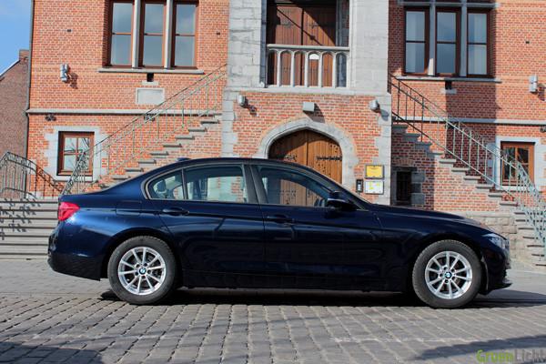 Rijtest - BMW 320d ED 2015 10