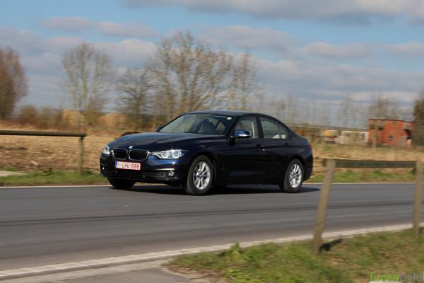 Rijtest - BMW 320d ED 2015 16