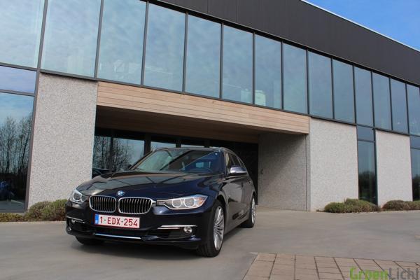 Rijtest BMW 328i Touring