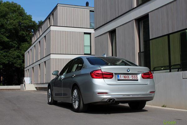 Rijtest - BMW 330e PIH Plug-In Hybrid - 07