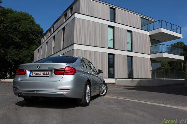 Rijtest - BMW 330e PIH Plug-In Hybrid - 09