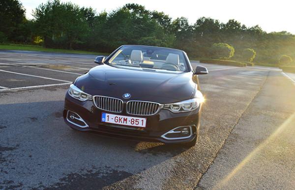 Rijtest: BMW 4-Reeks Cabrio - 420d