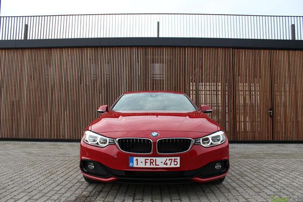 Rijtest BMW 4-Reeks Coupe 1