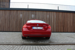 Rijtest BMW 4-Reeks Coupe 2