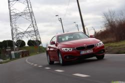 Rijtest BMW 4-Reeks Sport Line 2