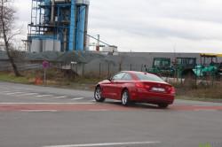 Rijtest BMW 420d Sport Line Melbourne Rot 3