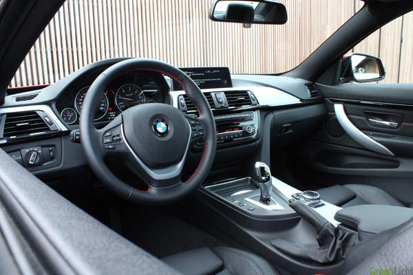 Rijtest BMW 420d Steptronic 1