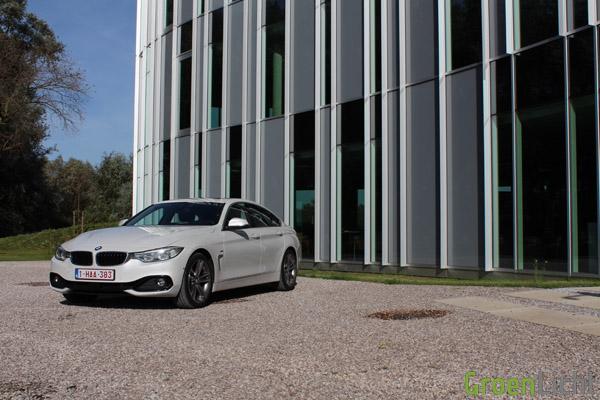 Rijtest - BMW 428i Gran Coupe 04