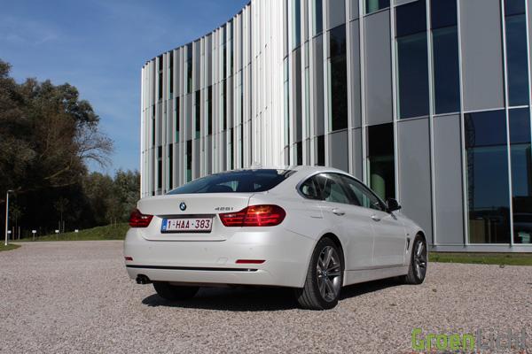 Rijtest - BMW 428i Gran Coupe 08