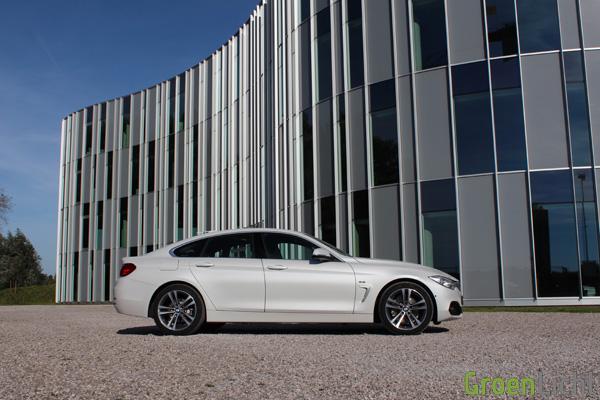 Rijtest - BMW 428i Gran Coupe 13
