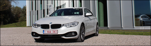 Rijtest - BMW 428i Gran Coupe - Header