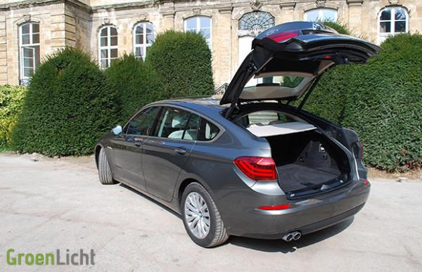 Rijtest: BMW 520d Gran Turismo facelift 2013