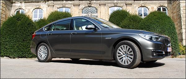 Rijtest: BMW 520d Gran Turismo facelift