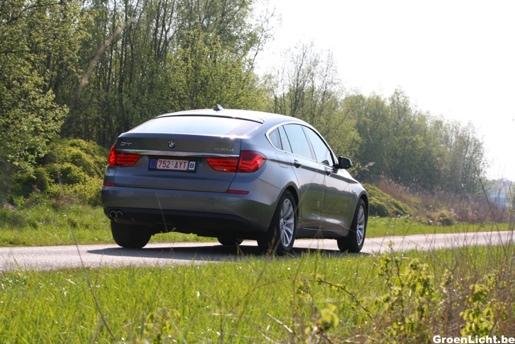 Rijtest BMW 530d GT