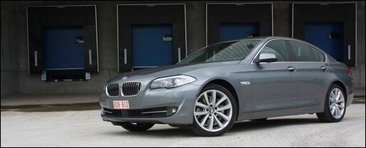 BMW 5-Reeks 530d