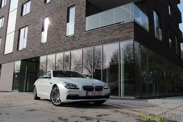 Rijtest - BMW 640d Gran Coupe 06