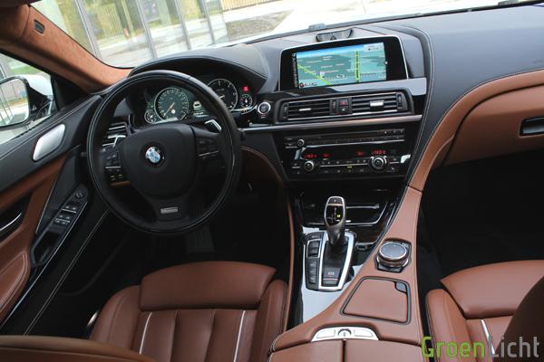 Rijtest - BMW 640d Gran Coupe 15