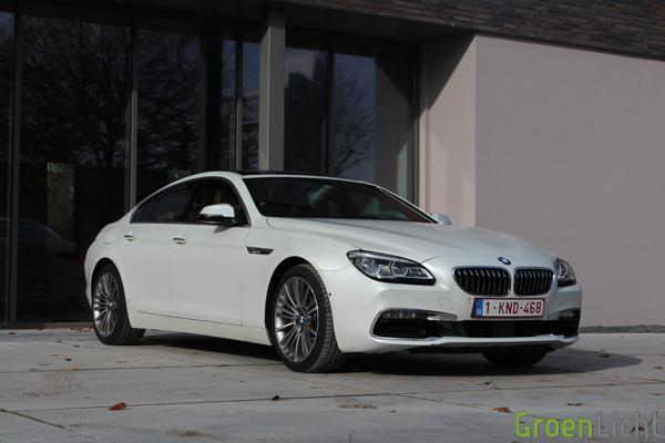 Rijtest - BMW 640d Gran Coupe 17