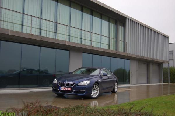Rijtest BMW 640d Gran Coupe