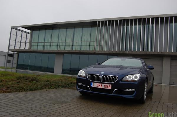 Rijtest BMW 640d Gran Coupé