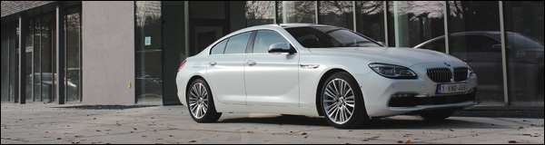 Rijtest - BMW 640d Gran Coupe LCI - Header