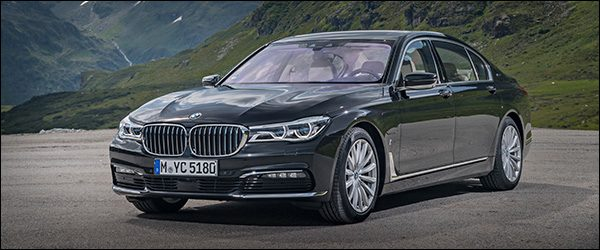 Rijtest: BMW 7-Reeks 740e iPerformance (2016)