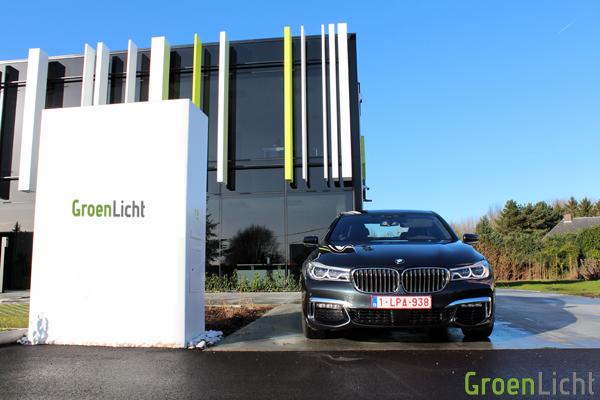 Rijtest - BMW 7-Reeks (G11) 2015 06