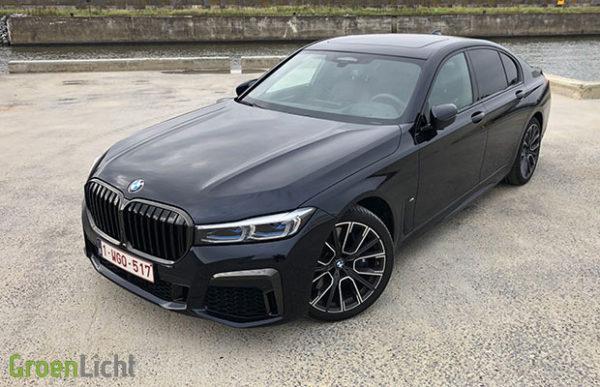 Rijtest: BMW 7 Reeks 750i facelift (2019)
